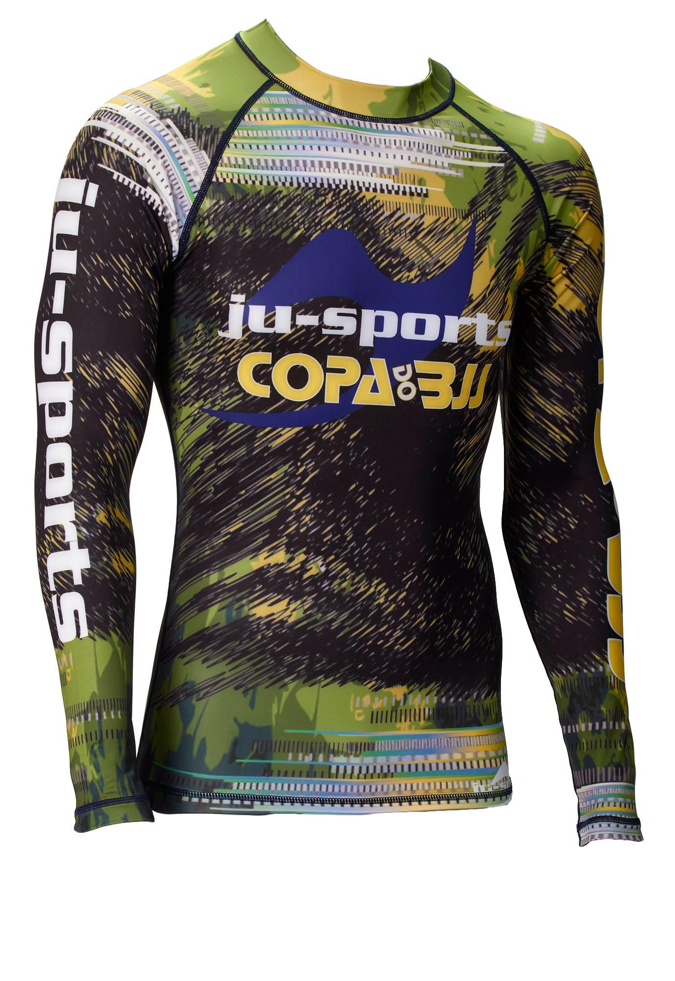 Limited Edition Rash Guard 'Copa do BJJ'