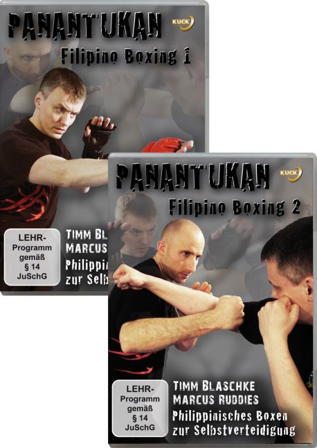 Panatukan Filipino Boxing, Teil 1+2