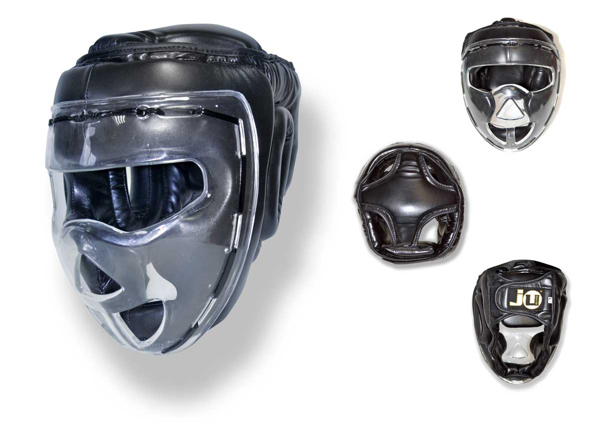 Head Protector Shield black