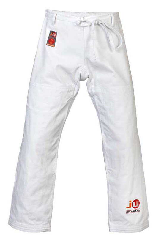 Judohose 'Brasilia' wei�, normal