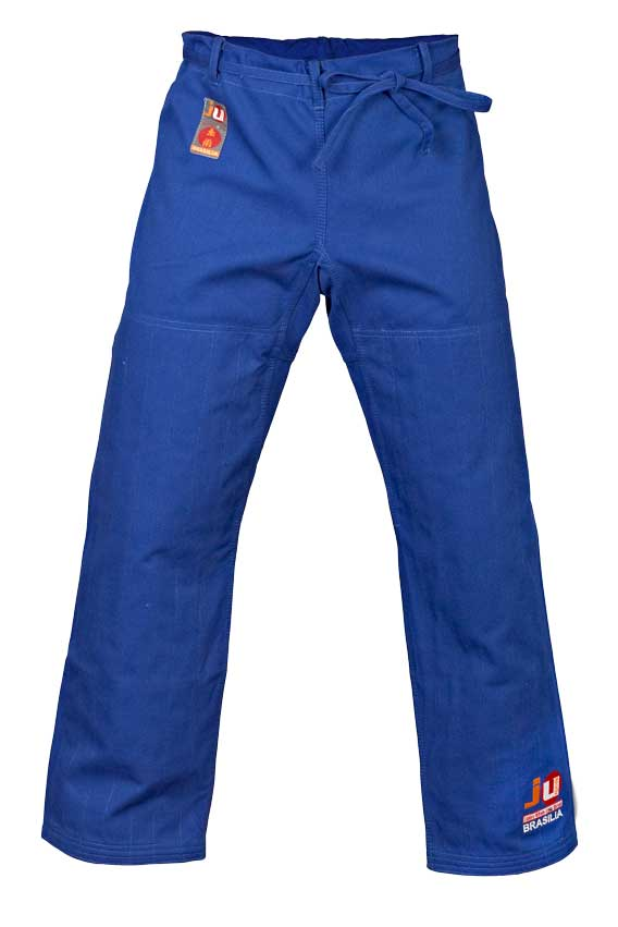 Judohose 'Brasilia' blau, normal