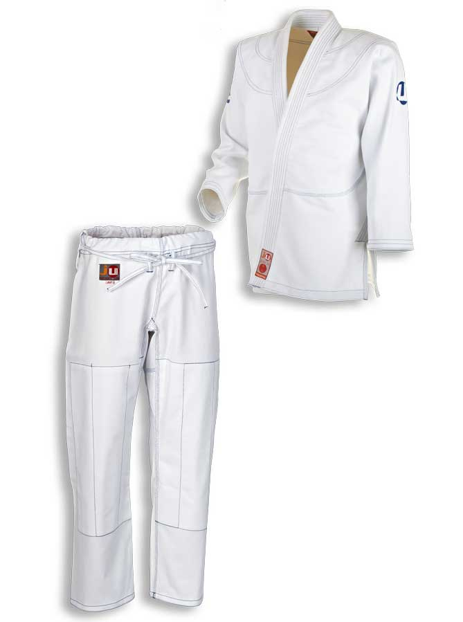 Brazilian Jiu-Jitsu suit 'Pearl Fighter'