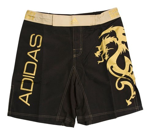 adidas Fight Short  'Gold Dragon' adiCSS14