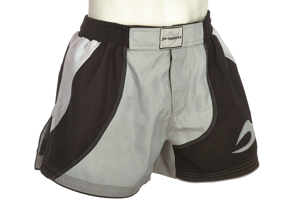 MMA/Grappling Short motion pro 'white/black/grey'