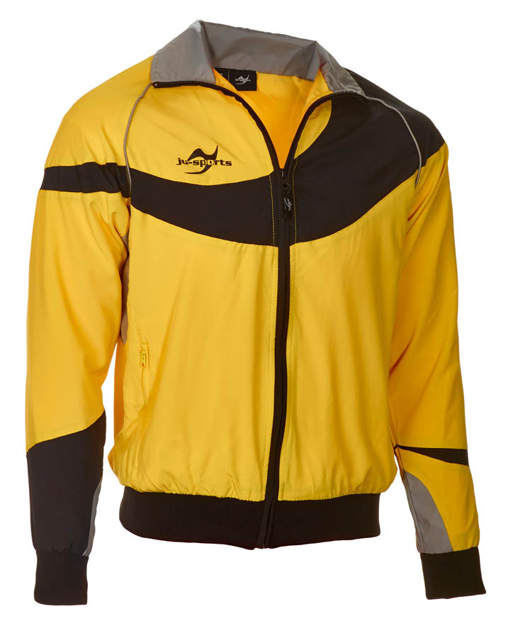 Teamwear Element C1 Jacke gelb