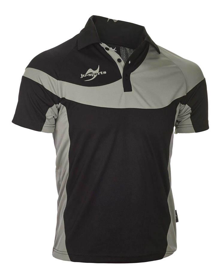 Teamwear Element C1 Polo schwarz