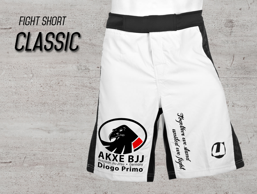 AKXE Fight Shorts