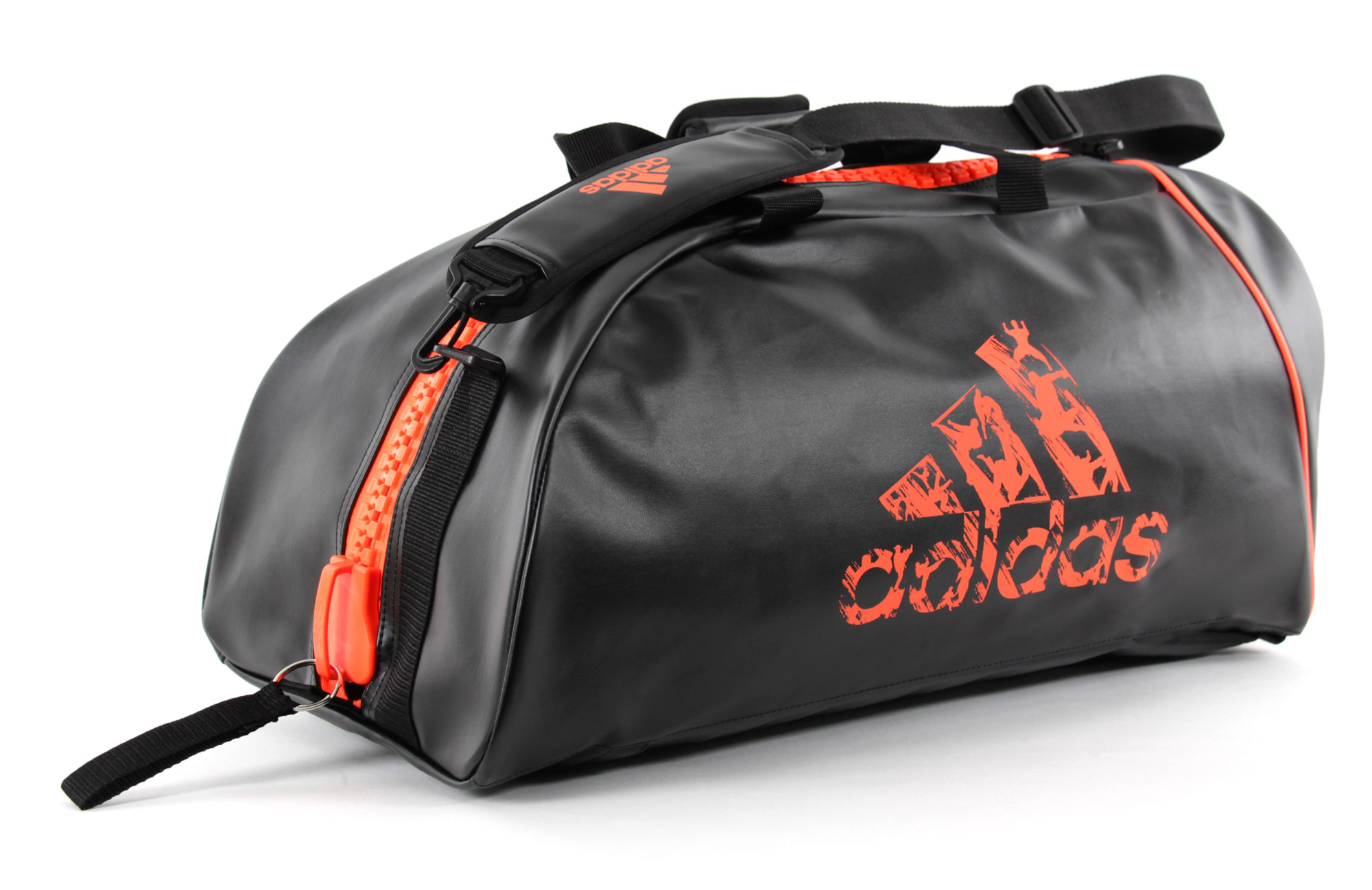 adidas rucksack tasche adiacc051 l schwarz orange g nstig. Black Bedroom Furniture Sets. Home Design Ideas